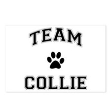 Team Collie Postcards (Package of 8)