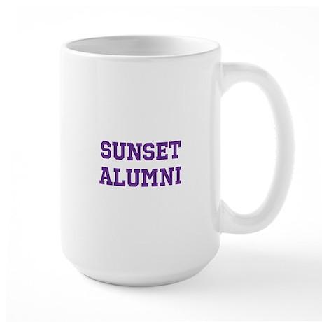 Middle Sunset Alumni Mugs