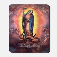 Our Lady of Guadalupe Rev12 Mousepad