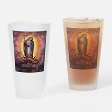 Our Lady of Guadalupe Rev12 Drinking Glass