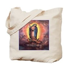 Our Lady of Guadalupe Rev12 Tote Bag