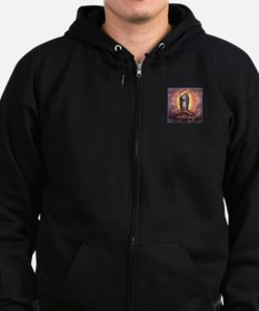 Our Lady of Guadalupe Rev12 Zip Hoodie