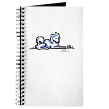 Samoyed Time Out Journal