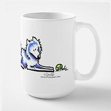 Samoyed Time Out Mug