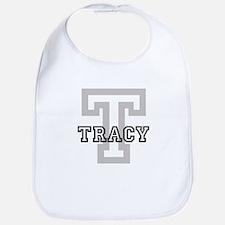 Tracy (Big Letter) Bib