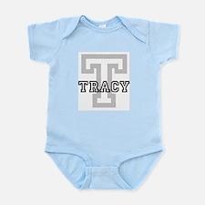Tracy (Big Letter) Infant Creeper