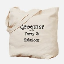 Unique Dog grooming Tote Bag
