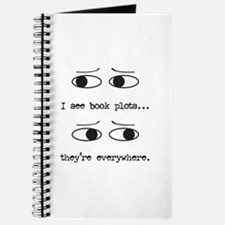 I See Book Plots - Journal