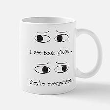 I See Book Plots - Small Mugs