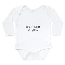 Sweet Child O Mine - Bib Body Suit