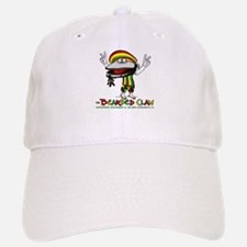 Bearded Clam Baseball Baseball Cap