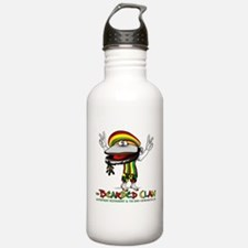 Bearded Clam Water Bottle