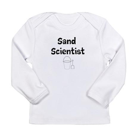 Sand Scientist Long Sleeve T-Shirt