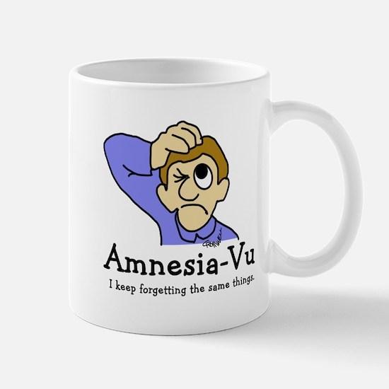 Amnesia Vu Mug