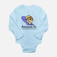 Amnesia Vu Long Sleeve Infant Bodysuit