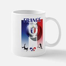 France French Football Mug