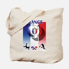 France French Football Tote Bag