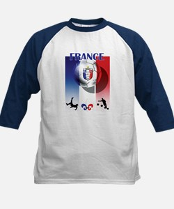 France French Football Tee
