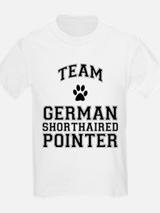 Team German Shorthaired Pointer T-Shirt