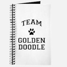Team Goldendoodle Journal