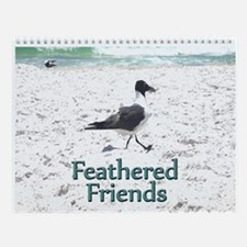 Feathered Friends - Wall Calendar