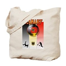 Germany Football Tote Bag