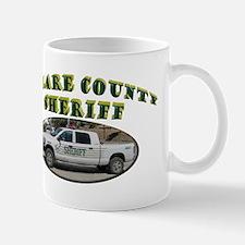 Tulare County Sheriff Mug