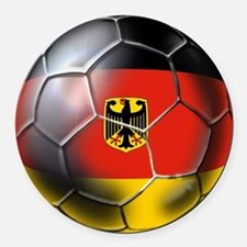 Germany Soccer Car Magnets Personalized Germany Soccer Magnetic - Custom soccer ball car magnets
