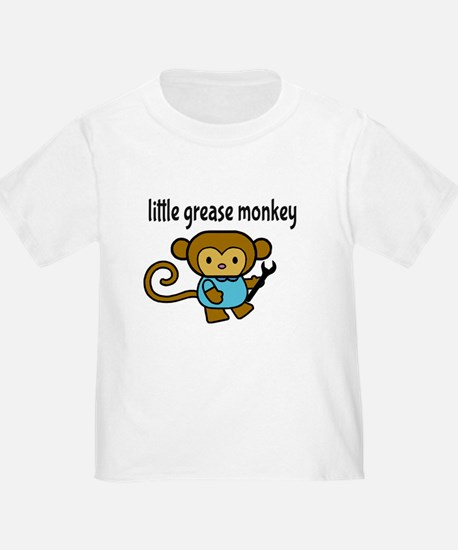 Little Grease Monkey T