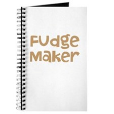 Fudge Maker Journal
