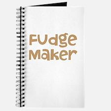 Fudge Maker Journal