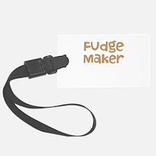 Fudge Maker Luggage Tag