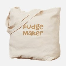 Fudge Maker Tote Bag