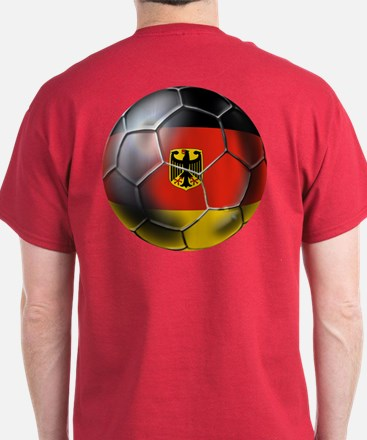 German Soccer T-Shirt