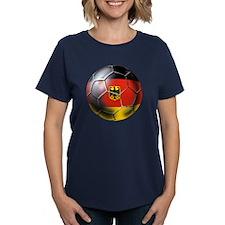 German Soccer Tee