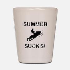 Cute Summer Shot Glass