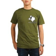 Alec in Wilderland T-Shirt