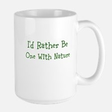 One With Nature Mug