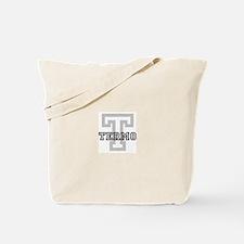 Termo (Big Letter) Tote Bag