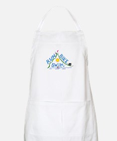 Run, Bike, Swim Apron