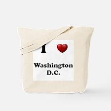 WashingtonDC Tote Bag