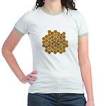 Honey Bee Jr. Ringer T-Shirt