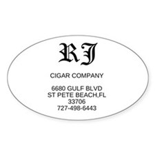 Cigar Stack Decal