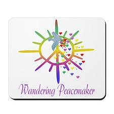 Wandering Peacemaker Mousepad