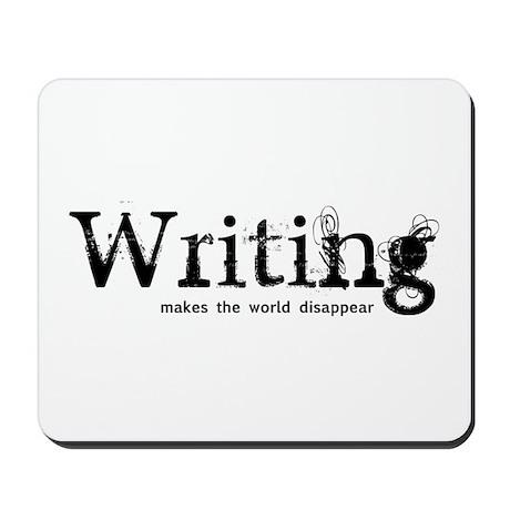 Writing Makes... - Mousepad