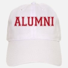 Alumni Red Baseball Baseball Cap