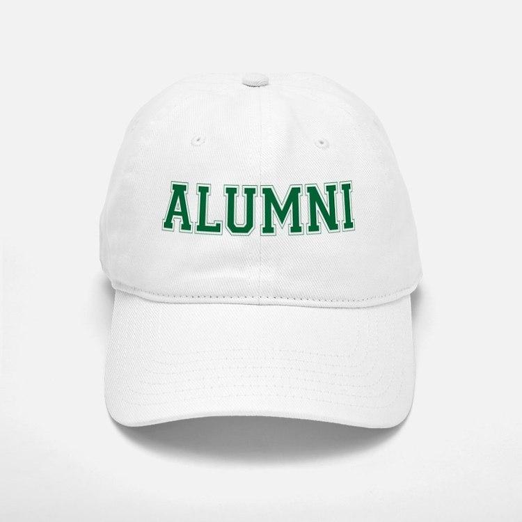 Alumni Green Baseball Baseball Cap