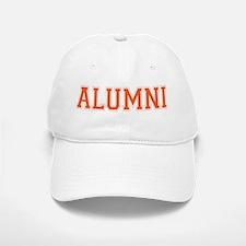 Alumni Orange Baseball Baseball Cap