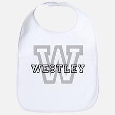 Westley (Big Letter) Bib