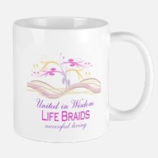 Life Braids Mug